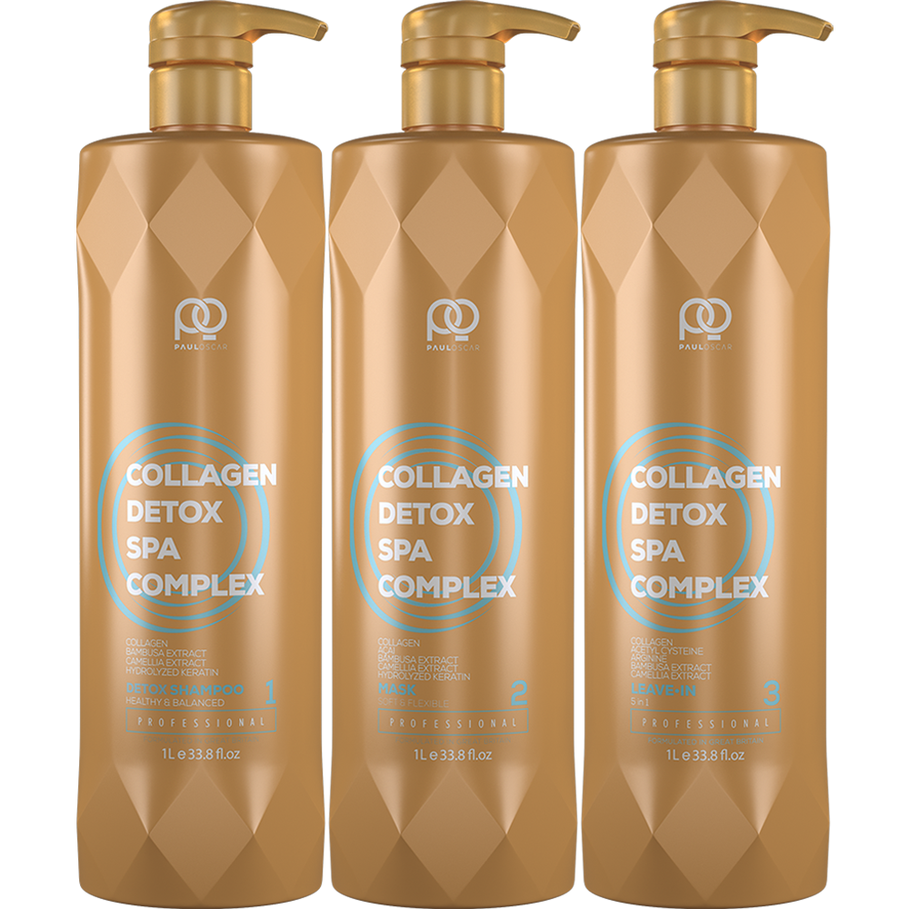 Набор Collagen Detox  SPA Complex